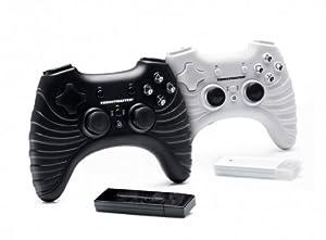 Thrustmaster T Wireless Duo Pack Manette sans fil pour PC/PS3 Noir / Blanc