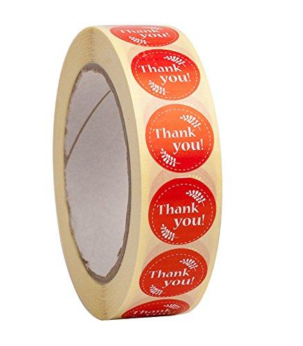 1000-thank-you-adesivo-etichetta-per-buste-dimensioni-25mm-tondo-adesivi-etichette-su-rotolo