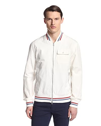 GANT by Michael Bastian Men's Baseball Jacket