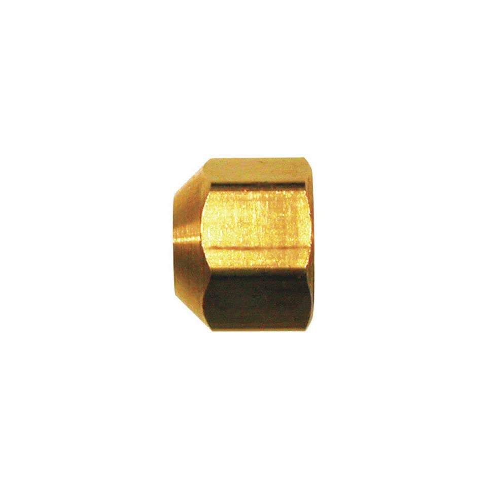 10 each Anderson Copper & Brass Flared Fitting Cap (ABN5 4)