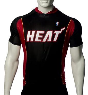 NBA Miami Heat Mens Cycling Jersey by VOmax