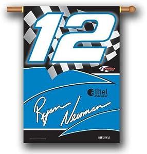Ryan Newman Nascar Banner by RYAN NEWMAM