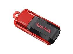 SanDisk Cruzer Switch CZ52 32 GB USB Flash Drive (SDCZ52-032G-B35)