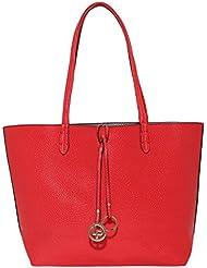 Lino Perros Women's Handbag (Red) - B01IVGKB3U