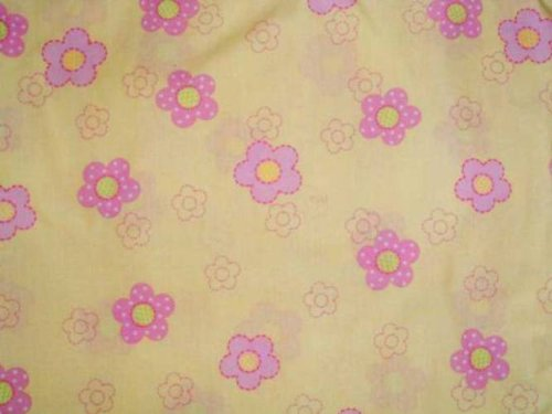 Butterfly Garden Fitted Crib Sheet - 1