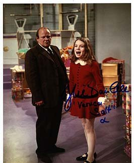 JULIE DAWN COLE (Willy Wonka & the Chocolate Factory) 8x10 Celebrity Photo Signed In-Person at