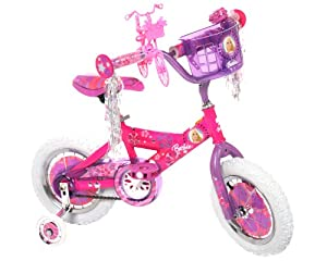 Barbie 12-Inch Bike