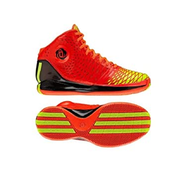 derrick rose shoes for kids - photo #8