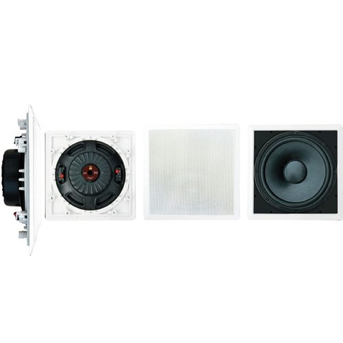 Pyle 12'' In-Wall High Power Subwoofer