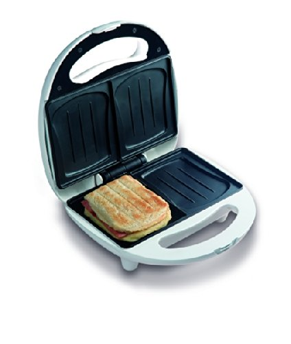 Domo Do-9041Cdomo Sandwich Maker Machine à Croque-Monsieur 700W