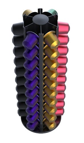 Find Travola Swiss Capstore Alu 60, Holds 60 Nespresso Capsules, Gift Boxed by Travola Swiss