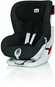 Britax KING II EVERYDAY Group 1  9 Months - 4 Years Forward Facing Car Seat (Black Thunder)