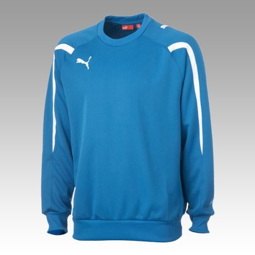 Puma Powercat 5.10 Mens Sweatshirt Blue L
