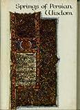Springs of Persian Wisdom