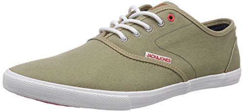 JACK & JONES JJSpider Basic Canvas Herren Sneaker
