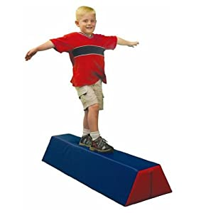 Amazon.com : High Density Foam Balance Beam : Gymnastics Balance Beams