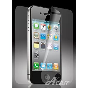 Acase iPhone 4s Invisible Screen Protector
