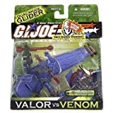 GI JOE vs. COBRA VALOR vs. VENOM SAND VIPER with AIR ASSAULT [Toy]