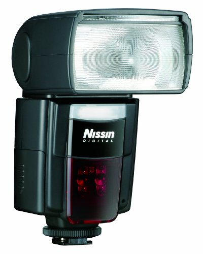 Nissin Di866 Speedlite Nikon Fit Professional Flash