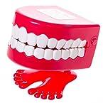 Animated Talkback Chattering Teeth