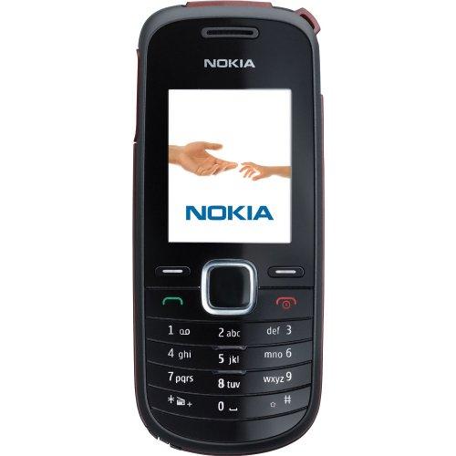 Nokia 1661 Orange Pay As You Go Mobile Phone Including £10 Airtime - Black