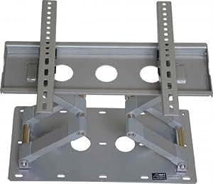 Audio2000 39 s flat panel tv monitor wall mount - Angled wall tv mount ...