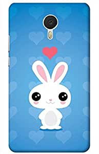 love Designer Printed Back Case Cover for YU Yunicorn