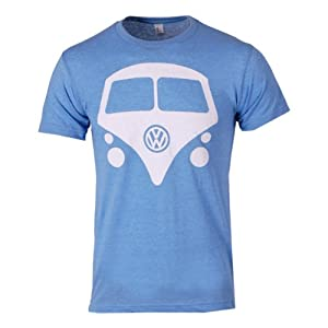 VW MINI BUS - LIGHT BLUE- Small from vw