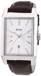 Hugo Boss - 1512917 - Architecture - Montre Homme - Quartz Analogique - Cadran Noir - Bracelet
