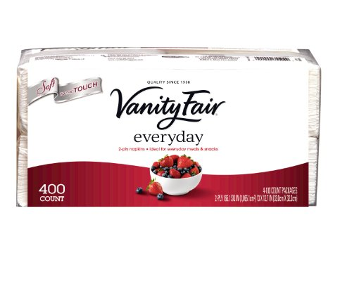 Vanity Fair Everyday, 400 Count