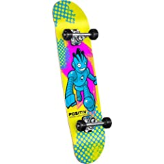 Buy POSITIV Andy Macdonald Monster Series Skateboard by POSITIV