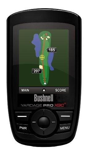 Bushnell 368350 XGC+ Golf GPS Rangefinder