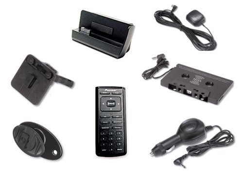 Pioneer Cd-Incar2 Car Kit For Pioneer Gex-Inno2Bk Inno 2 Portable Xm Radio