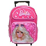 "16"" Barbie Sunglasses Rolling Backpack-tote-bag-school"