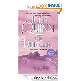 The Duke And I: Bridgerton Family Series, Book 1 (Bridgertons)