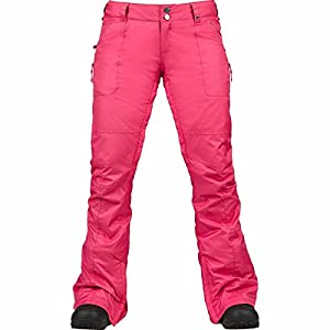 Burton Woman INDULGENCE PANT Hot streak 2014 - XL