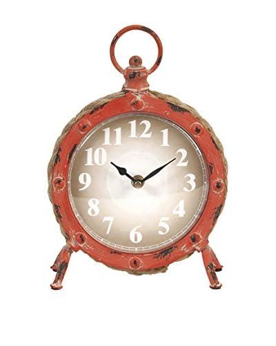 Lane Round Clock