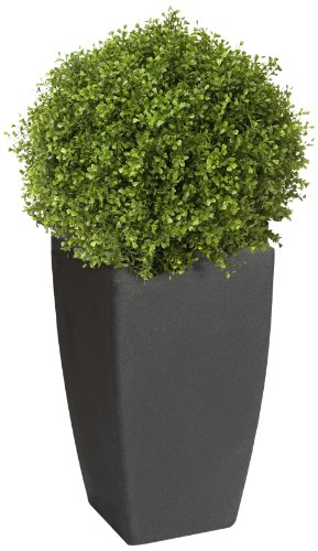 Algreen Madison Charcoal Planter, Large (Extra Large Planter compare prices)