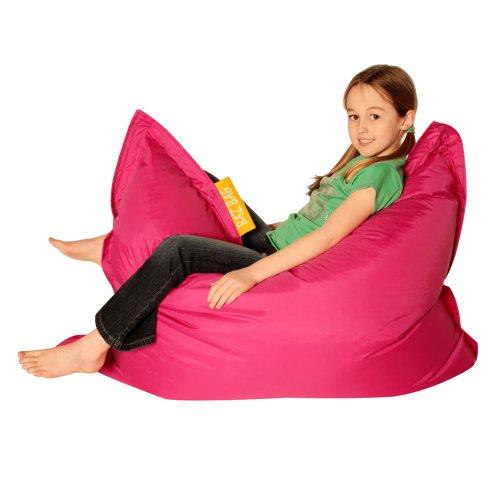 Kids BAZ BAG® Beanbag Chair PINK - Indoor & Outdoor Kids Bean Bags