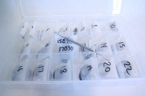 210 Piece O Ring Rings Set Paintball Orings Master Kit