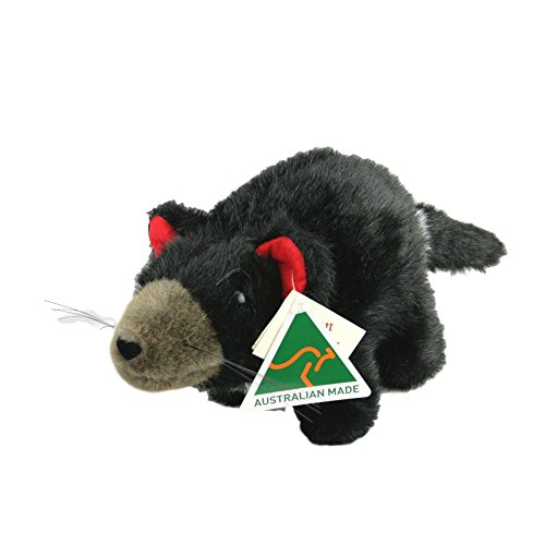 Australian Made Tasmanian Devil Stuffed Animal Plush Toy Medium