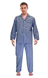RK Classical Sleepwear Mens Broadclo…