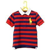 ラルフローレン RALPH LAUREN ビッグポニー ラガーシャツ 321 200092 トドラー(アメリカ人の2歳から4歳用) [並行輸入品]