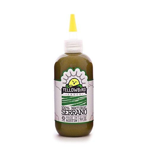 Yellowbird Serrano Hot Sauce 9.8 Oz (Austin Tx Hot Sauce compare prices)