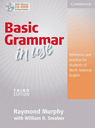 Basic Grammar in Use – Third Edition. Edition without answers with CD-ROM