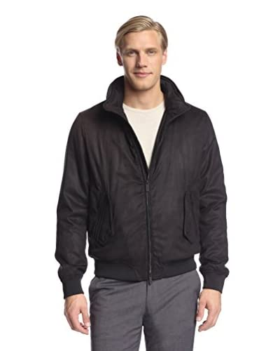 Armani Collezioni Men's Ultrasuede Jacket