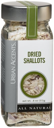 Buy Urban Accents Shallots, 0.4 Ounce Bottle (Pack of 6) (Urban Accents, Health & Personal Care, Products, Food & Snacks, Seasonings Herbs & Spices)