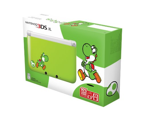 Nintendo 3Ds Xl - Yoshi Edition back-524833