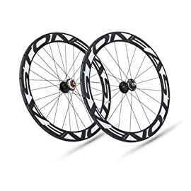 Easton 2012 EC90 TKO 56mm Tubular Front Road Bicycle Wheel - EC90SLXWHL