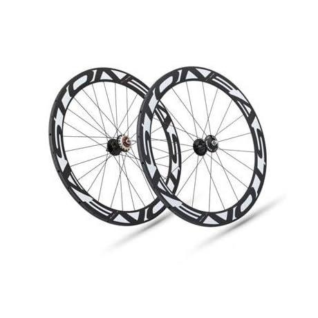 Easton 2012 EC90 TKO 56mm Tubular Front Road Bicycle Wheel - EC90SLXWHL